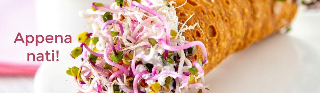 cannolo-salato-germogli-ravanello